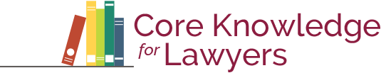 Core Knowledge for Lawyers logo